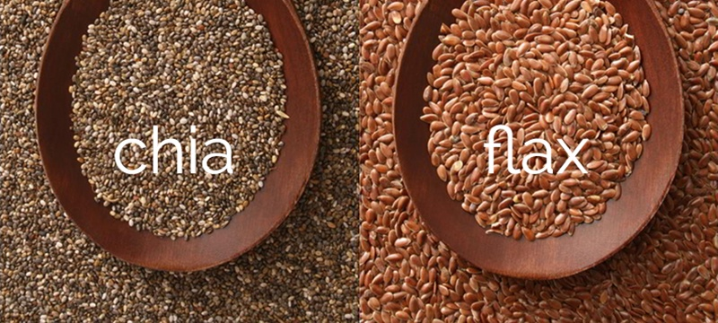 Flax Seeds or Chia Seeds: Which Do I Feed My Horse