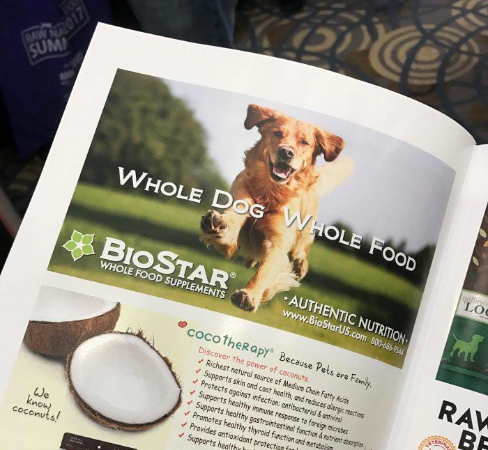 Raw and Natural Dog Food Summit