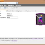 QFG Character Editor - Screenshot 5