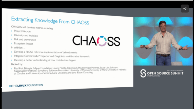 Learning about CHAOSS