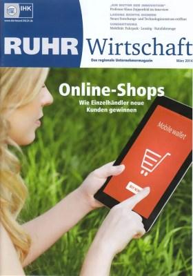 bitpiloten in der IHK Ruhrwirtschaft 3/2014 BLICKPUNKT