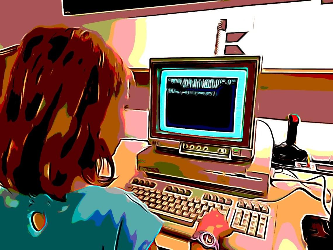 Commodore 128D Retro-Computing bitpiloten C64