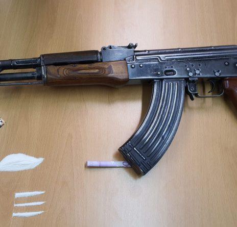 Waffenhandel Drogenhandel Cyberkrimininalität