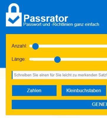 Sicheres Passwort, welches ich mir merken kann? So gehts: