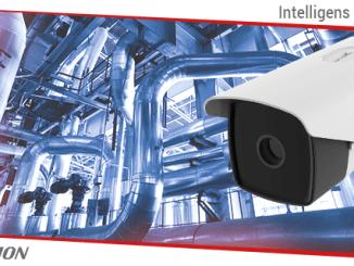 Hikvision – Intelligens hőkamera új szenzorral 7