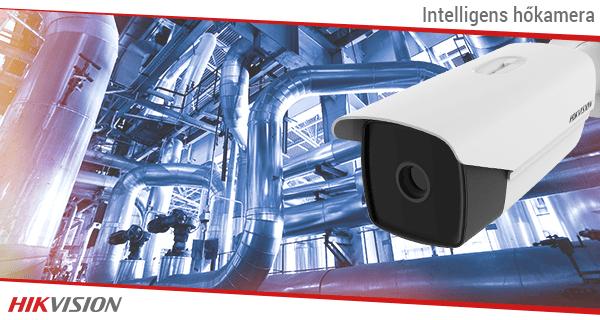 Hikvision – Intelligens hőkamera új szenzorral 1