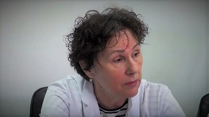 Dr. Darinka Šumanović Glamuzina, lead author of the study. Bosnian Journal of Basic Medical Sciences