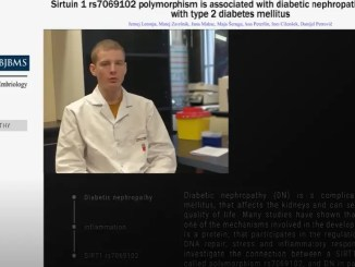 Video summary: Sirtuin 1 rs7069102 polymorphism is associated with diabetic nephropathy in patients with type 2 diabetes mellitus