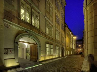 Apartamentul lui Mozart din Viena