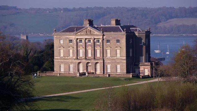 Castle Ward Irlanda