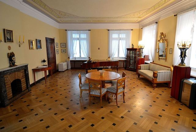 Chopin Drawing Room