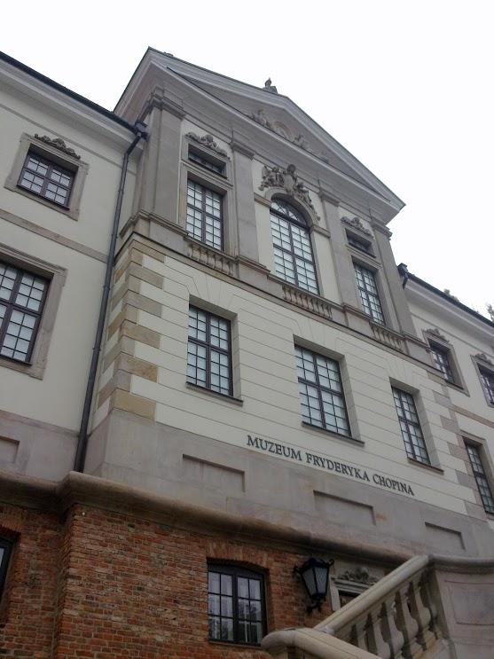 Muzeul Chopin Varsovia