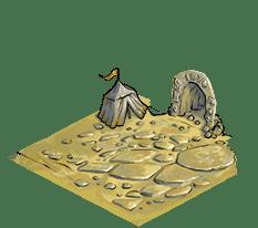 Festung - 5 - Edelsteinmine Stufe 1