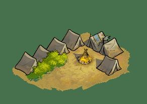 Festung - 8 - Kaserne Stufe 1