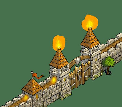 Festung - 12 - Befestigung Stufe 11
