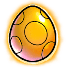 Item #16_1_021 - Goldenes Ei