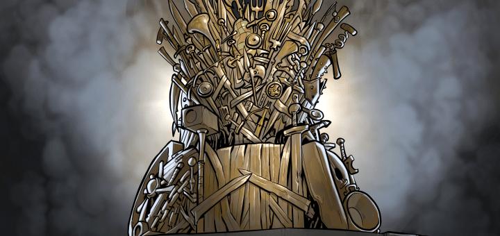 14. Dungeon - Osteros