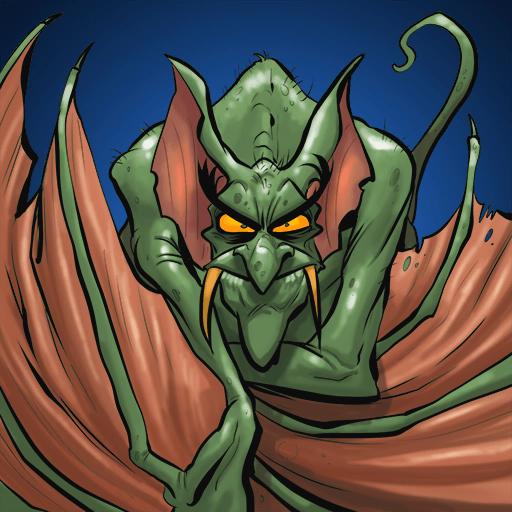 Monster #84 - Verschlagener Vampir