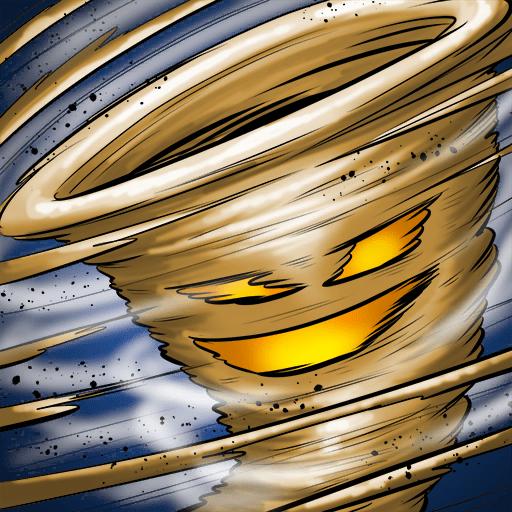 Monster #125 - Sandsturm