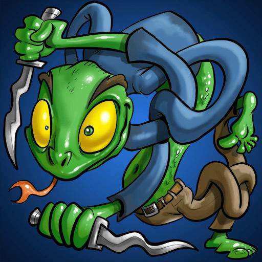 11. Dungeon - Der Schlangenmensch