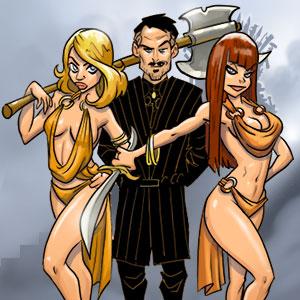 14. Dungeon - Osteros - Petyr der Pimp