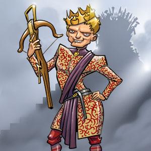 14. Dungeon - Osteros - Joffrey der Jungdespot