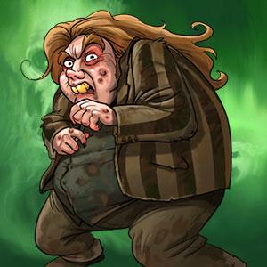 16. Dungeon - Altehrwürdige Zauberschule - Peddi die Ratte