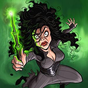 16. Dungeon - Altehrwürdige Zauberschule - Bella die Boshafte