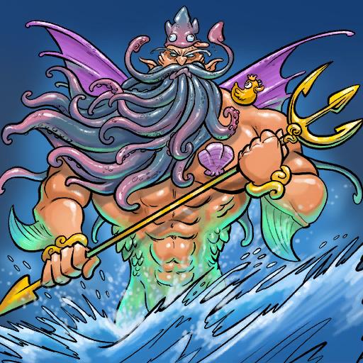 20. Dungeon - Poseidon