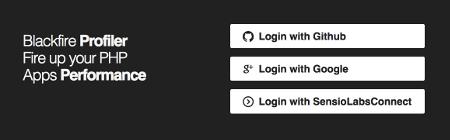 blackfire-login-options
