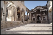 Čišćenje Peristila