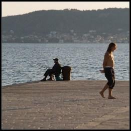 Solarna joga kontra ribarske