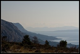 Planine, more i daljine