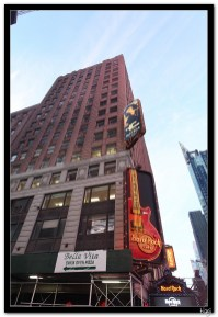 New York - Hard Rock Cafe