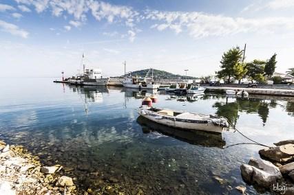 Ribarska luka, Kali, Otok Ugljan, Hrvatska