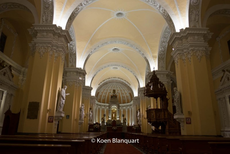 Cathedral of Arequipa, Peru