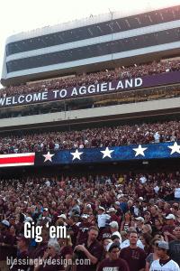 Kyle Field 2012 Texas Aggies