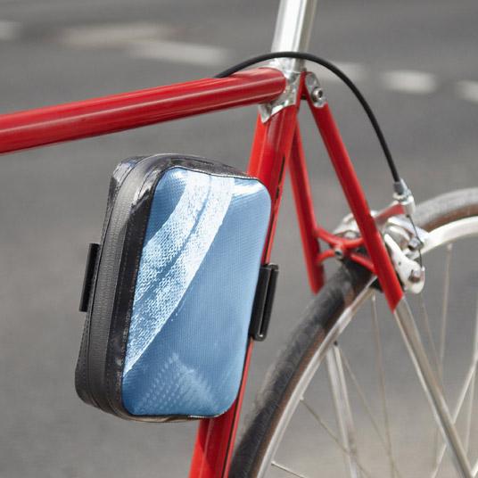 Fahrer Berlin Schlingel Fahrradtasche