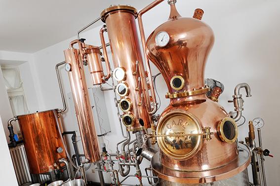 Destillerie The Duke Foto: Tobias Hase