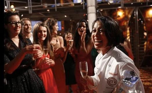 Christine Ha wins MasterChef