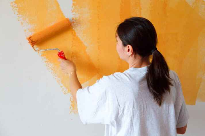 Paintable Peel and Stick Wallpaper