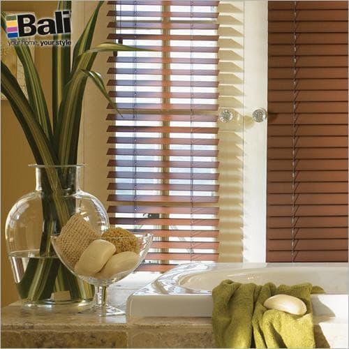 "Bali 2"" Faux Wood Blinds"
