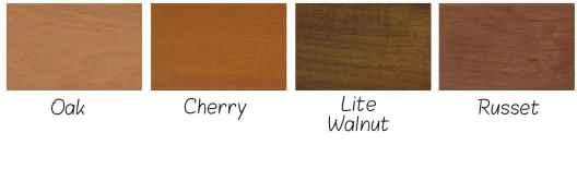 """Blinds.com Brand 2"""" Deluxe Wood Blinds Top Colors"""