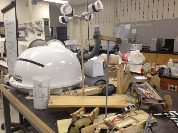 Blinds.com Rube Goldberg Project