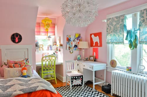Annabel's Daughter's Bedroom
