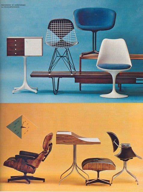 Vintage Eames Furniture