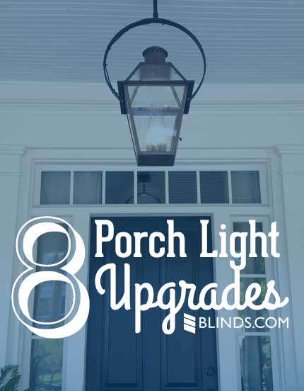 8 Porch Light Upgrades