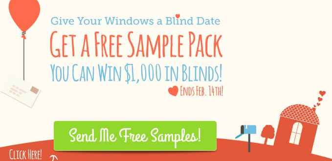 Blindscom samples sweepstakes