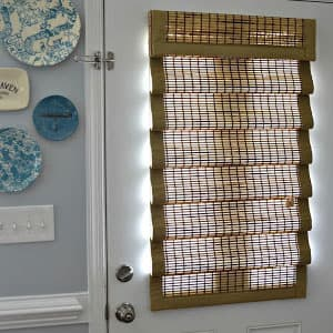 Woven-Wood-Shades-for-Front-Door