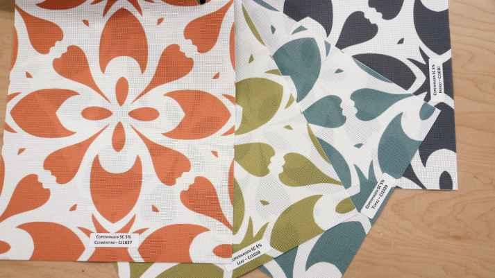 Copenhagen roller shade fabric Blinds.com